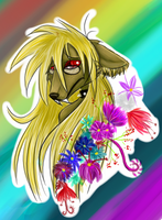 Flowers... by MintMongoose