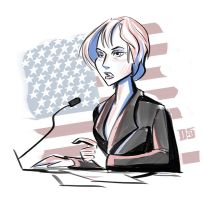 Sally Yates by Sodano