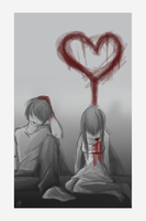 Love Hurts like a by oblivious-life