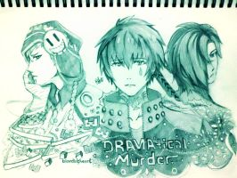 Dramatical Murder by bleedingheart31
