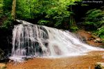 Hell's Hollow Falls in Summer by GlassHouse-1