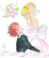 Please marry me, Lucy! by Sueching123