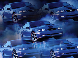 Ford Mustang - Clones by devinandi