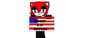 Sunni says: Support 9-11 Vic. by ShadowsBabe432