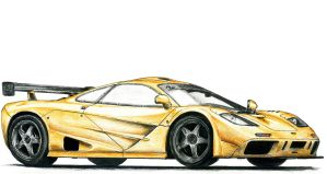 McLaren F1 LM by SL-Cardesign