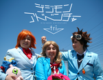 Digimon Adventure tri ( 2 ) by Hanyou-Cosplay