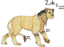 Zulu ref by Topaz4girl