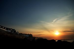Day 244 - Sheringham Sunset by TakeMeToAnotherPlace