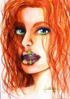 Candy (lips) by audreve