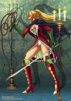 Sonia Belmont by rounindx