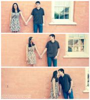 Old Salem Engagement by kevron2001