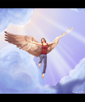 Maximum Ride .::. Like a Dream by forevergeek