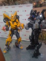 AX'11: Transformers by theEmperorofShadows