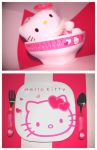 Eat Kitty. by RachBourne
