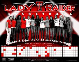 09 ttu womens basketball by Satansgoalie