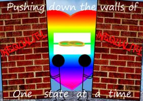 Pushing down the walls of inequality by celticpath