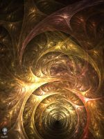 The Golden Tunnel by psion005