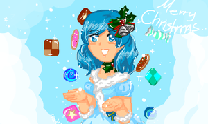 +Merry Christmas+ by 6wendybird91