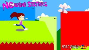 Newbie Sisters wallpaper by smithandcompanytoons