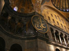 Hagia Sophia by deviantmike423