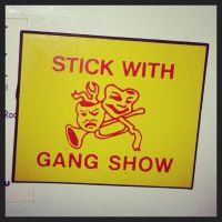 iPhone moment - Stick with Gang Show by BrendanR85