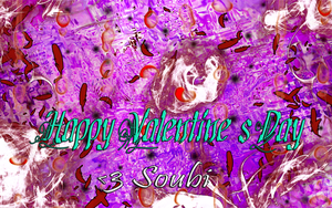Happy Valentine's Day 2010 by SoubixLoveless