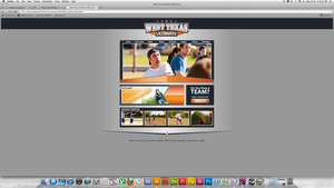 West Texas Ultimate Website by creynolds25