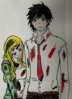 R y Julie warm bodies by Inouekuran