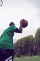 abdi playin'  hoops by jodroboxes