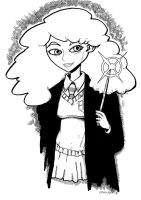 Hermione Granger by Bbedlam