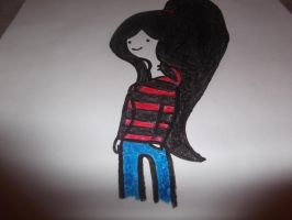 Marceline *-* by Cuervo-Abbader