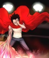 Tetsuo Shima by ManiacPaint
