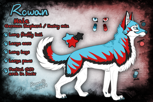 Rowan Reference Sheet by Skitzopod