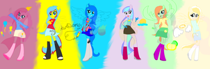 The Elements of Harmony by RTheEvil1