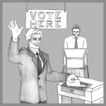 Mizzies on Election Day [TMM21] by ThreshTheSky