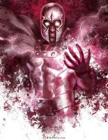 X-MEN: Magneto by ArtofTu