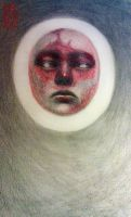 Red Moon, wip by medusainfurs