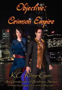 Book 1 Cover 2nd Edition by KCRileyGyer