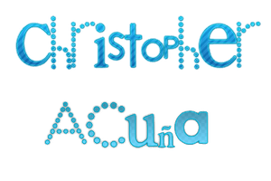 Texto png Christopher by karlay16