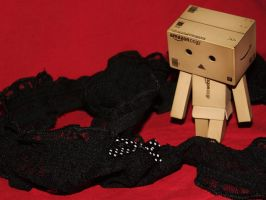 Danbo is a thong kinda guybot by JDInUnderland