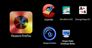 Restart FireFox  ..... Win7... WinXP ... And Vista by KeybrdCowboy