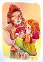 Little Bunny Baggins by Mad-Hattie