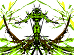 Green God of the Growth by metalgear08