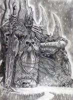 The Lich King by Samo94