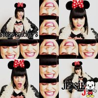 Jessie J Photoshoot by StefaBieber