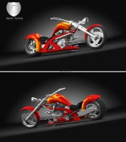 Xtreme Choppers by adittoro