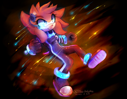 Spice Bomb by chillisart