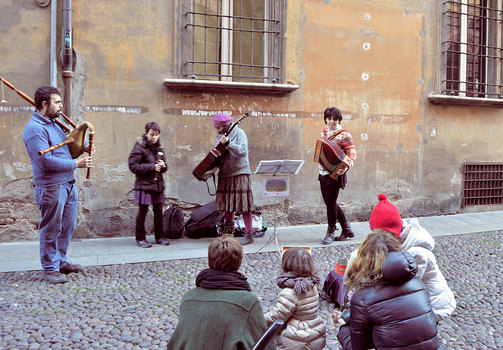 Street band by Gimmy89