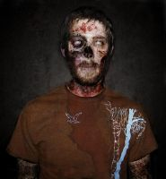 Steve Moore Zombi by lythron