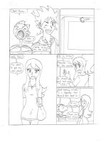 PvZ Ch. 4 Page 2 by Magicwaterz16